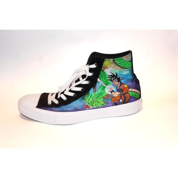 23baeefb498b Converse Shoes   Custom   Poshmark